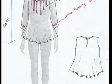 Garment Design and pattern making