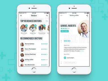 Doctor Delivery App