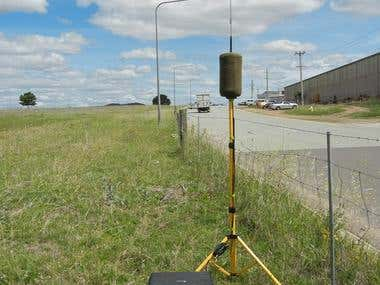 Acoustic-Seismic Monitoring System