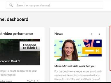 YouTube Monetization Approval