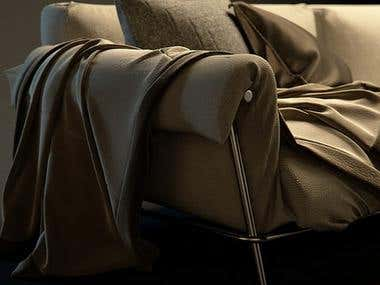 Cloth Shader Sample