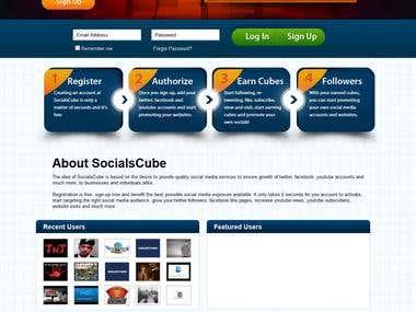 SocialsCube.com