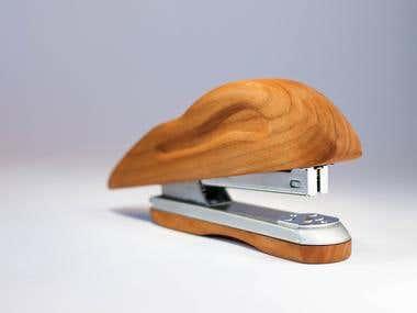 Design of stapler