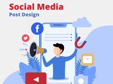Social Media Post Banner Design