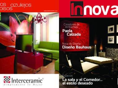 Diseño de Revista Innova