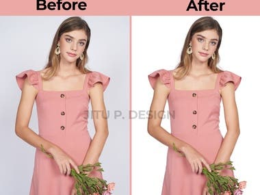 Background Removal / Hair masking