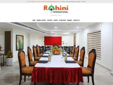 Designed and Developed hotelrohini.com