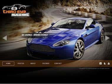 Third Eye Auto Art Car modifier site