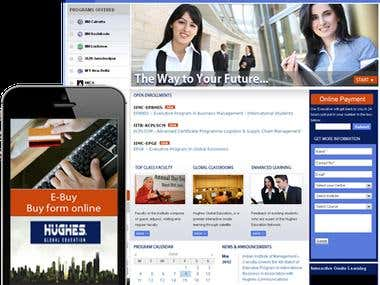 Leading Executive Training Institute Website