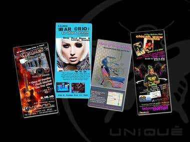 Flyer Examples