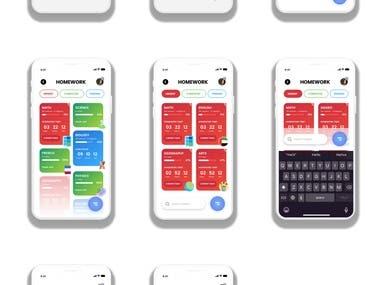 Educational Mobile Application