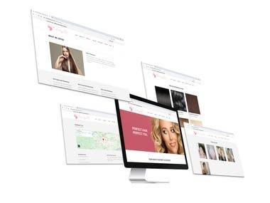 e-Commerce site for Enchanting Looks