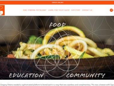 restaurant online booking site
