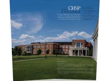 Ohio University CHSP Brochure
