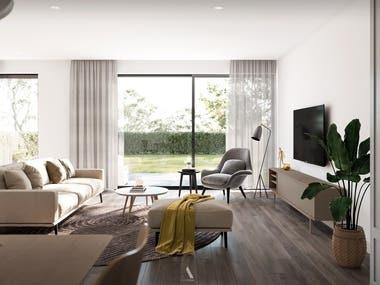 VO_Vrancken Apartment - Interior