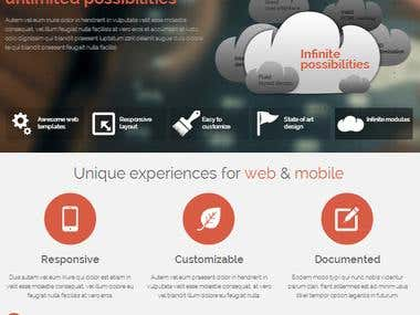 WebOConnect Website Developed in Php and Mysql