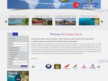 Cosmos Travel Inc