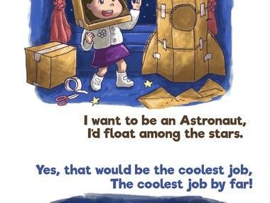 Original work children book