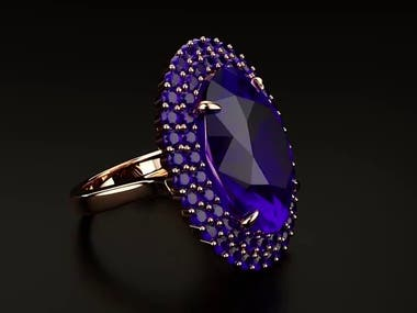 Jewellery Design & animation