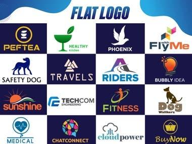 Flat logo 2