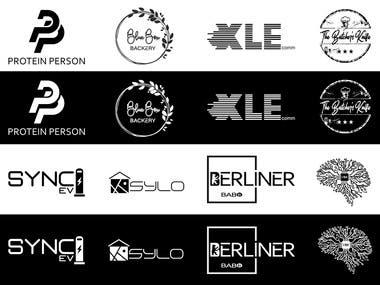 Logos Black & White