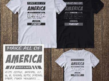 Simple T-shirt Design