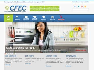 CFEC Joomla Upgrade