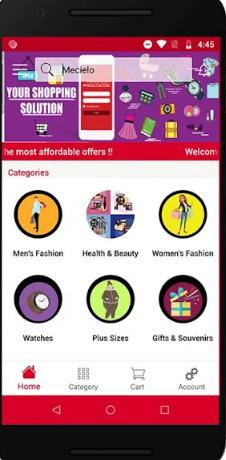Mecielo (Android app)