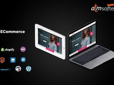 e-commerce Web &Mobile Application Development