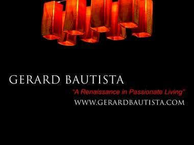 Gerard Bautista Magazine Ad