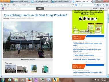 Ayo Keliling Banda Aceh Saat Long Weekend