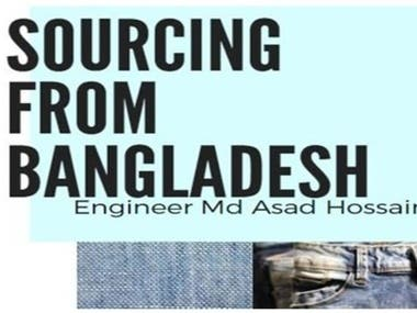 I will be Apparel Sourcing Agent from Bangladesh