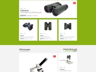 Website design/development