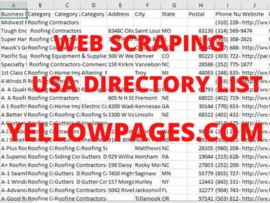 USA YELLOWPAGES BUSINESS DIRECTORY