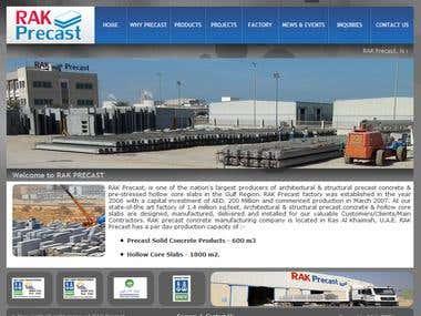 Builder Website