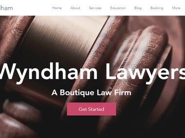Whyndham Lawyers