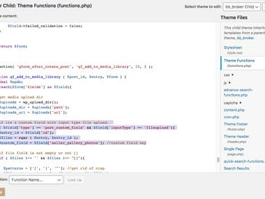 Web Dev and Fixing errors