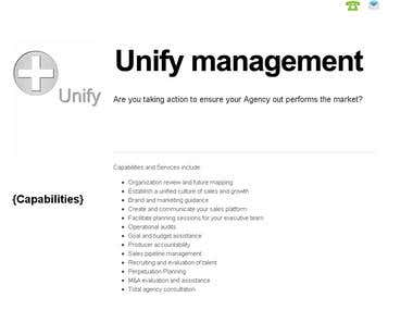 UnifyManagement.com