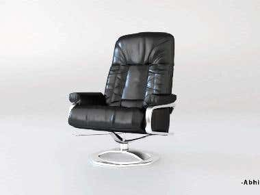 Product Render Chair