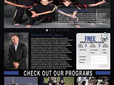 John Geyston's Karate School and MMA