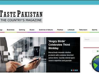 Taste Pakistan