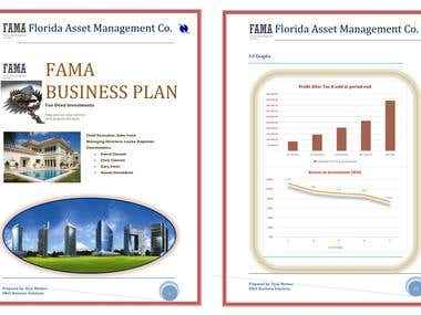 FAMA Tax Deeds Investments - Business Plan