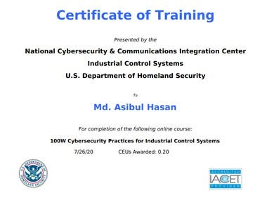 Industrial Control Systems (ICS)
