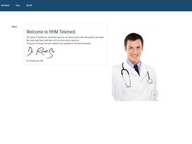 Clinic Web Site