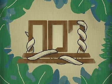 Arki Dance Troupe Logo Redesign