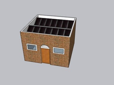PV Design for a small house