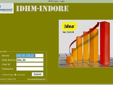 DATA CARD HANDSET MANAGEMENT SYSTEM (IDEA CELLULAR LTD, IN)
