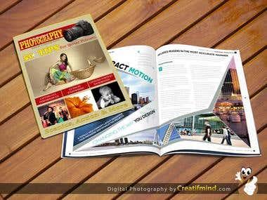 Magazine Ads Designs