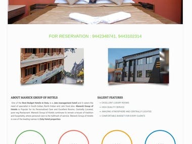 Maneck Hotels