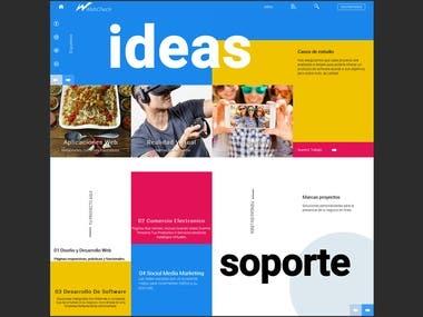 Web design - diseñadores graficos